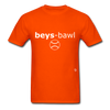 Baseball T-Shirt - orange