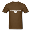 Anonymous T-Shirt - brown