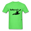 Kayak T-Shirt - kiwi