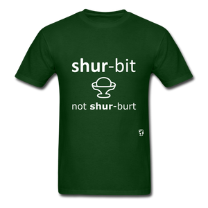 Sherbet T-Shirt - forest green