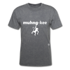Monkey T-Shirt - mineral charcoal gray