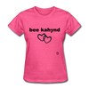 Be Kind T-Shirt - heather pink