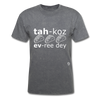 Tacos Every Day T-Shirt - mineral charcoal gray