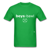 Baseball T-Shirt - bright green