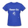 Fearless T-Shirt - royal blue