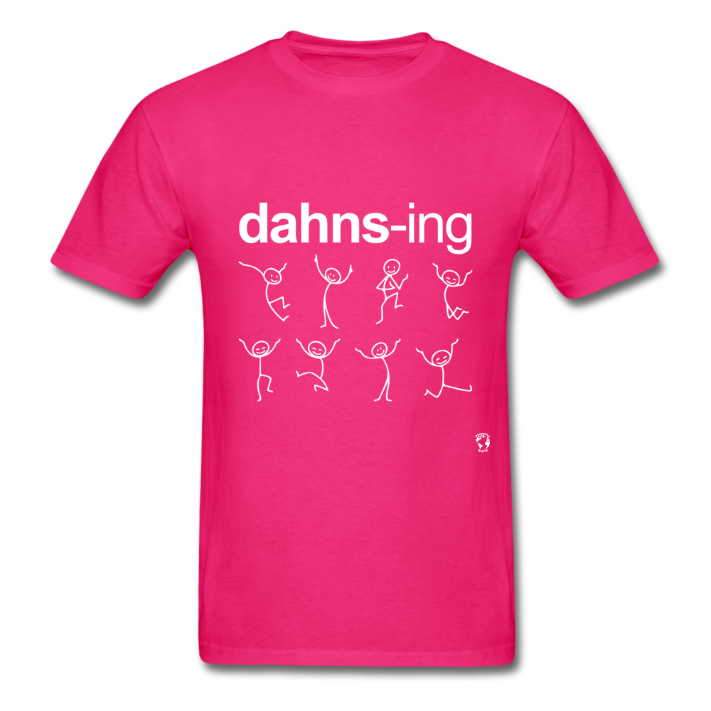 Dancing Shirt - fuchsia