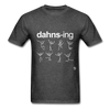 Dancing Shirt - heather black