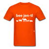 Be Gentle T-Shirt - orange