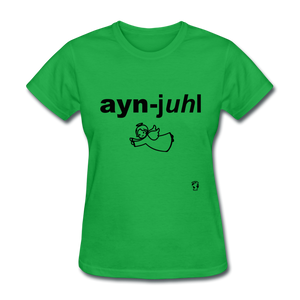Angel T-Shirt - bright green