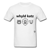 Wild Cats T-Shirt - white