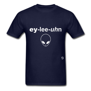 Alien T-Shirt - navy