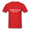 Hilarious T-Shirt - red