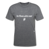 Influencer T-Shirt - mineral charcoal gray