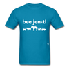 Be Gentle T-Shirt - turquoise