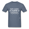 Love One Another T-Shirt - denim