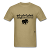 Elephant Sanctuary T-Shirt - khaki