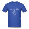 Courageous T-Shirt - royal blue
