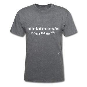 Hilarious T-Shirt - mineral charcoal gray
