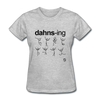 Dancing T-Shirt - heather gray