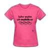 Love One Another T-Shirt - heather pink