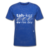 Tacos Every Day T-Shirt - mineral royal