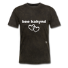 Be Kind T-Shirt - mineral black
