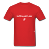 Influencer T-Shirt - red