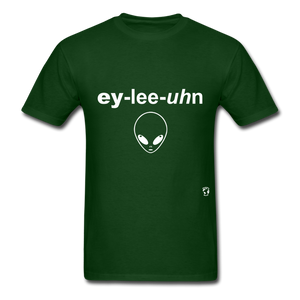 Alien T-Shirt - forest green
