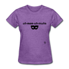 Anonymous T-Shirt - purple heather