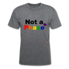 Not a Phase T-Shirt - mineral charcoal gray