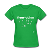 Freedom T-Shirt - bright green