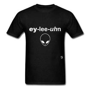 Alien T-Shirt - black