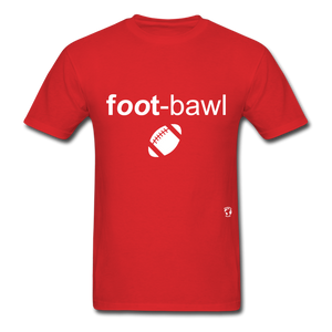 Football T-Shirt - red