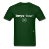 Baseball T-Shirt - forest green