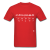 Enthusiastic T-Shirt - red