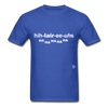 Hilarious T-Shirt - royal blue