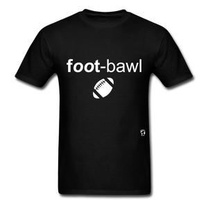Football T-Shirt - black