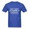 Love One Another T-Shirt - royal blue