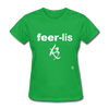 Fearless T-Shirt - bright green