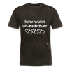 Love One Another T-Shirt - mineral black