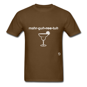 Margarita T-Shirt - brown