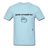 Guacamole T-Shirt - powder blue