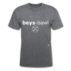 Baseball T-Shirt - mineral charcoal gray