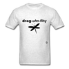 Dragonfly T-Shirt - light heather grey