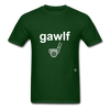 Golf T-Shirt - forest green