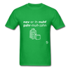 Never Enough Parmesan T-Shirt - bright green