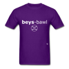 Baseball T-Shirt - purple
