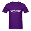 Hilarious T-Shirt - purple