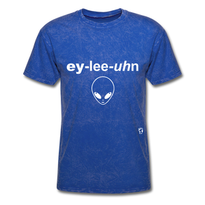 Alien T-Shirt - mineral royal