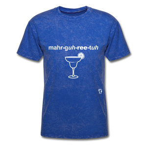 Margarita T-Shirt - mineral royal